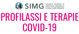 Profilassi e terapie COVID-19 Logo